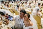 Lễ cưới tập thể nhân ngày lễ Tình yêu