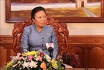 Trưởng Ban Đối ngoại Trung ương Đảng NDCM Lào: Mọi thành tựu của Việt Nam đều nhờ vào sự lãnh đạo và dẫn dắt của Đảng Cộng sản