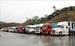 Nhiều cửa khẩu không phát sinh hoạt động xuất nhập khẩu