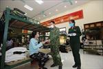Hàng trăm công dân hoàn thành thời gian cách ly tại Trung đoàn 58