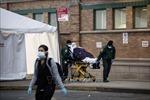 Dịch COVID-19: Mỹ lên kế hoạch xây hàng trăm bệnh viện dã chiến