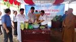 Máy phát gạo tự động và gian hàng 0 đồng tiếp tục về vùng biên Bình Phước