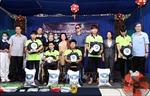 Tặng 2.000 phần quà cho người khuyết tật và khiếm thị tại TP Hồ Chí Minh