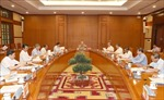 Tổng Bí thư, Chủ tịch nước Nguyễn Phú Trọng chủ trì họp Thường trực Ban Chỉ đạo Trung ương về phòng, chống tham nhũng