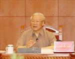 Tổng Bí thư, Chủ tịch nước Nguyễn Phú Trọng: Không để lọt vào Trung ương, Bộ Chính trị những phần tử không đủ tiêu chuẩn