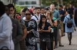 'Khúc quanh' trên thị trường lao động Mỹ
