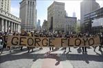 New York tổ chức thắp nến tưởng niệm công dân da màu George Floyd