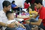 Ngày hội hiến máu tình nguyện 'Sắc đỏ Tây Đô'