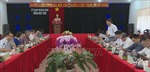 Ủy ban Các vấn đề xã hội của Quốc hội làm việc tại Phú Yên