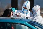 Bulgaria ghi nhận số ca mắc COVID-19 trong ngày cao nhất
