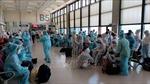 Đưa trên 240 công dân Việt Nam từ Đài Loan (Trung Quốc) về nước