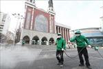 Thêm các ổ dịch COVID-19 mới, Hàn Quốc cấm tụ tập nhóm nhỏ tại nhà thờ