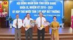 Phê chuẩn Phó Chủ tịch UBND tỉnh Kiên Giang