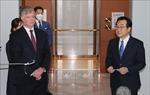 Mỹ tái khẳng định sẵn sàng nối lại đối thoại với Triều Tiên