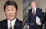 Ngoại trưởng Nhật Bản gặp phái viên Mỹ thảo luận tình hình Bán đảo Triều Tiên
