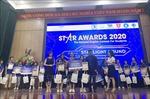 Đại học Ngoại Ngữ - Đại học Đà Nẵng đạt quán quân cuộc thi Star Awards 2020