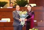 Ông Dương Thanh Bình giữ chức Ủy viên Ủy ban Thường vụ Quốc hội khóa XIV