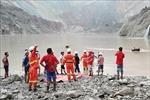 Thông tin mới nhất về vụ lở đất ở Myanmar