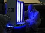Bahrain chế tạo thành công robot có khả năng tiêu diệt SARS-CoV-2