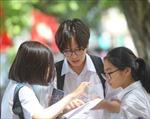 Hà Nội: Công bố đáp án và thang điểm các bài thi lớp 10 công lập