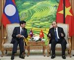 Mãi mãi giữ gìn và vun đắp cho mối quan hệ đặc biệt Lào-Việt Nam