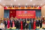 Đại hội đại biểu Đảng bộ Bộ Xây dựng lần thứ IX, nhiệm kỳ 2020 - 2025
