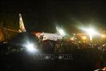Máy bay gãy đôi tại Ấn Độ: 18 người thiệt mạng, 16 người bị thương nặng