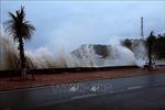 Vùng áp thấp di chuyển chậm, nguy cơ lốc xoáy ở vùng biển quần đảo Trường Sa