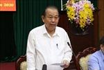 Đôn đốc giải ngân vốn đầu tư công tại Hưng Yên