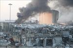 Vụ nổ ở Beirut: Liban ban bố tình trạng khẩn cấp kéo dài 2 tuần