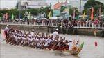 Bế mạc Giải đua ghe ngo Đại hội Thể thao Đồng bằng sông Cửu Long