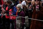 Thông điệp 'không im lặng'vì khí hậu