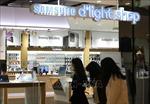 Samsung đứng đầu thị trường điện thoại thông minh toàn cầu trong tháng 8