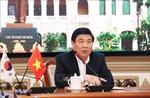 Tăng cường hợp tác giữa TP Hồ Chí Minh và thành phố Daegu, Hàn Quốc