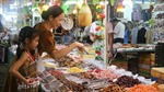 Khai mạc Hội chợ xúc tiến thương mại gắn với lễ hội Ok Om Bok
