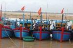 Các tỉnh, thành phố từ Thừa Thiên-Huế đến Ninh Thuận chủ động ứng phó với bão số 9