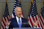 Bầu cử Mỹ 2020: Ứng cử viên Joe Biden xoáy vào dịch COVID-19 và an sinh xã hội