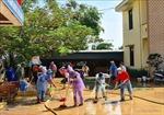 Quảng Bình nỗ lực khắc phục khó khăn để học sinh sớm trở lại trường sau lũ
