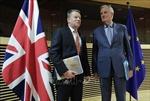 Anh, EU trong nỗ lực cuối cùng nhằm đạt thỏa thuận thương mại