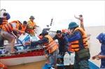 Điện/thư thăm hỏi một số tỉnh miền Trung bị lũ lụt nghiêm trọng