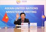ASEAN 2020: Hội nghị Bộ trưởng Ngoại giao ASEAN - Liên hợp quốc