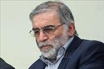 Nhiều nước tiếp tục lên án vụ ám sát nhà khoa học hạt nhân hàng đầu của Iran