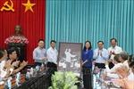 TTXVN và tỉnh Bến Tre tăng cường hợp tác thông tin