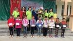 TTXVN tài trợ giếng nước khoan cho học sinh và giáo viên vùng cao Hà Giang