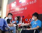 Festival trái tim nhân ái 2020 - Chung tay khắc phục thiếu máu dịp cuối năm
