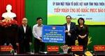 Lãnh đạo Đảng, Nhà nước thăm, trao quà hỗ trợ người dân bị thiệt hại do bão lũ ở Thừa Thiên - Huế