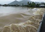 Mưa lũ lớn khiến 45 người mắc kẹt trên núi ở Khánh Hoà