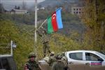 Thổ Nhĩ Kỳ và Nga nhất trí cách thức giám sát thỏa thuận ngừng bắn tại Nagorny-Karabakh