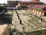 Hải Dương: Trường học xây dang dở, học sinh thiếu phòng học
