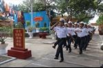 Quân và dân đảo Sinh Tồn (Trường Sa) hướng về Đại hội XIII của Đảng